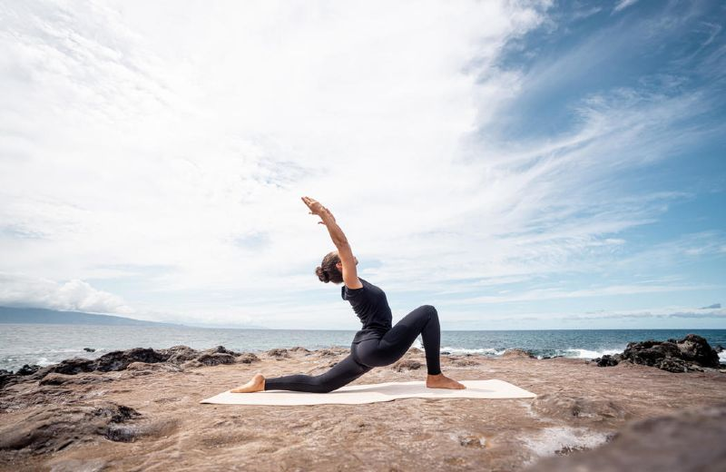 DOMYOS Second Skin Tech Yoga Leggings SS20