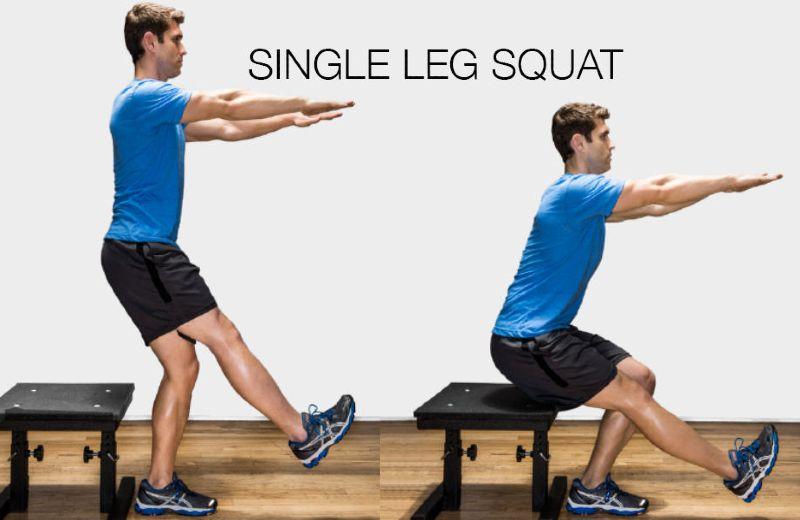 single-squat