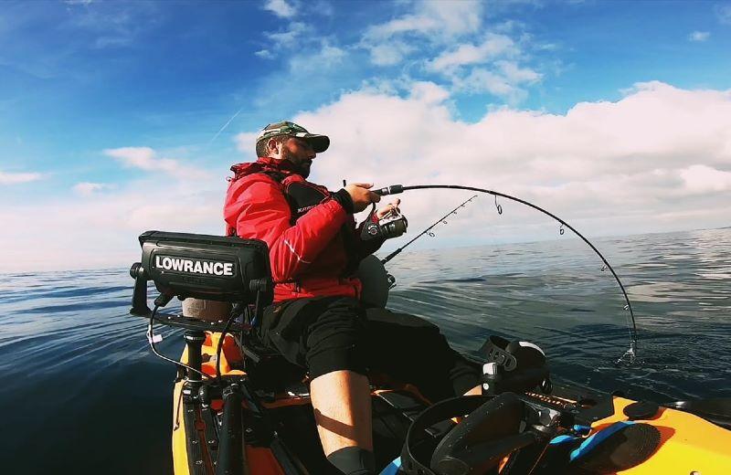 caña pesca