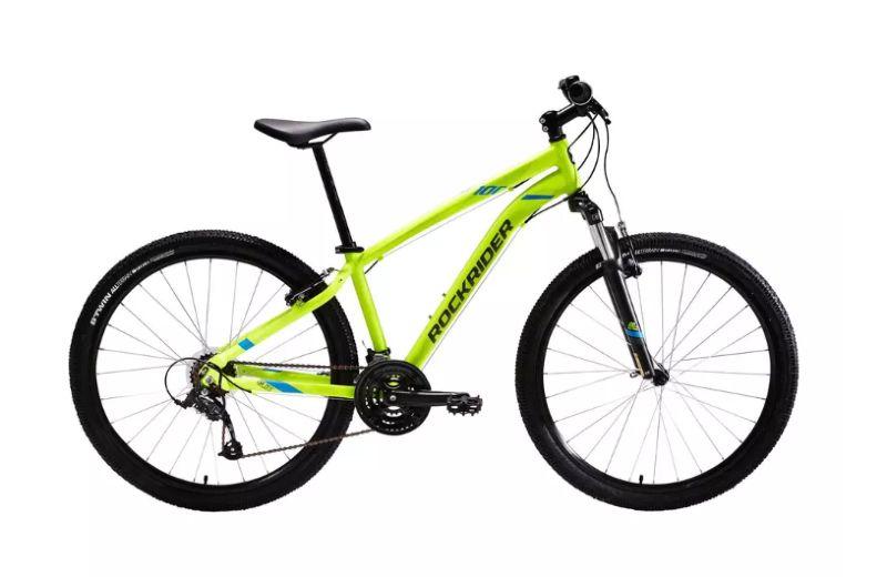 Bicicleta de montaña Rockrider 100