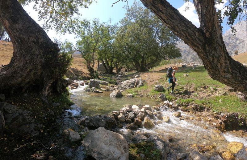 Kirguistan holy rock