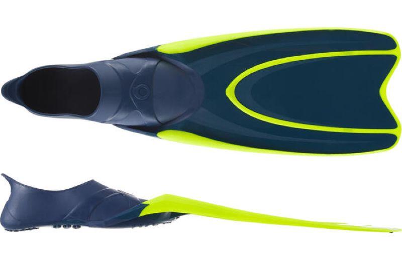 Fins SCD 100 Blue Yellow