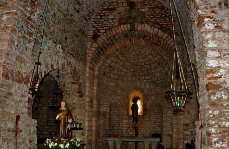 capilla sant llorenç