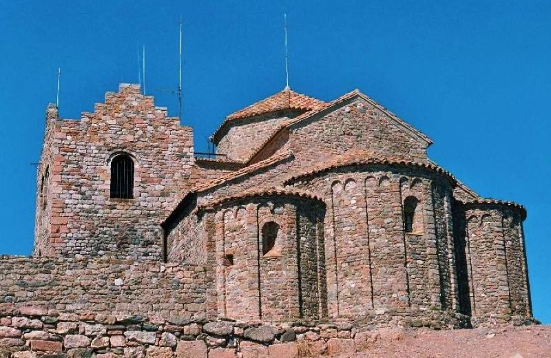 Monasterio sant llorenç