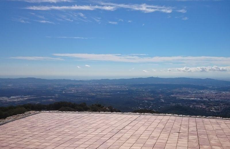 vista Monastir Sant Llorenç