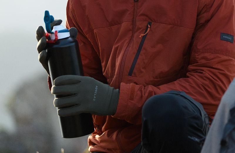 guantes termicos montañla decathlon