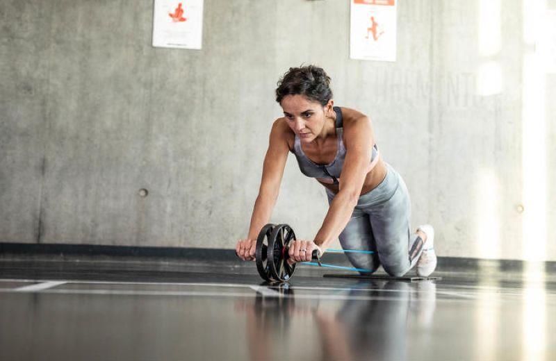 Rueda+abdominal+CrossTraining+musculaci+n+AB+WHEEL
