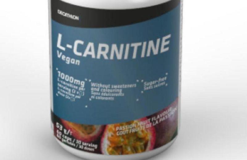 l-carnitine decathlon