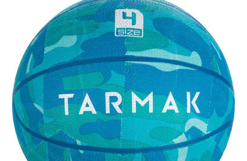 TARMAK Fabric Aniball K500 Turquoise