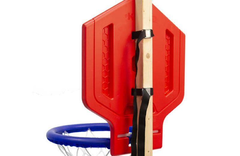 TARMAK Hoop 500 - Blue Red
