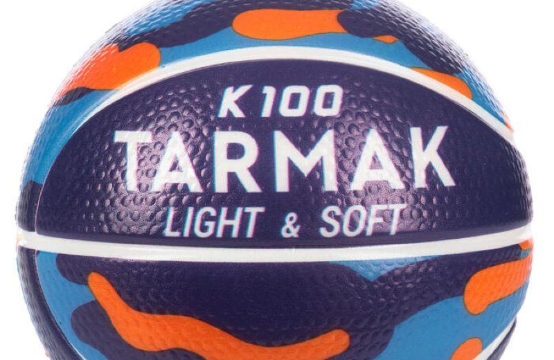 TARMAK K100 LIGHT & SOFT PURPLE BLUE