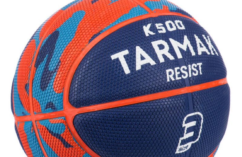 TARMAK K500 RESIST T3 BLUE ORANGE