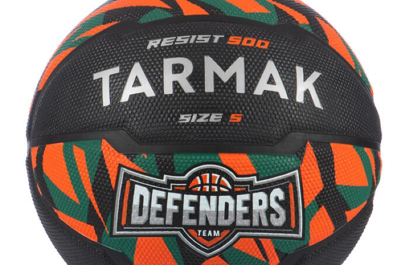 TARMAK RESIST 500 S5 ORANGE BLACK GREEN