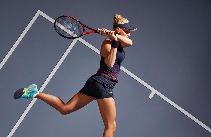 mujer tenis