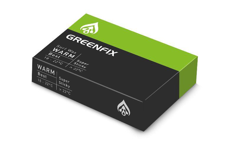 OLAIAN wax surf GREENFIX warm - 000 --- Expires on 21-12-2022