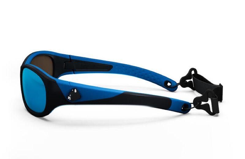 QUECHUA MH K140 BLACK/BLUE C4 SS21