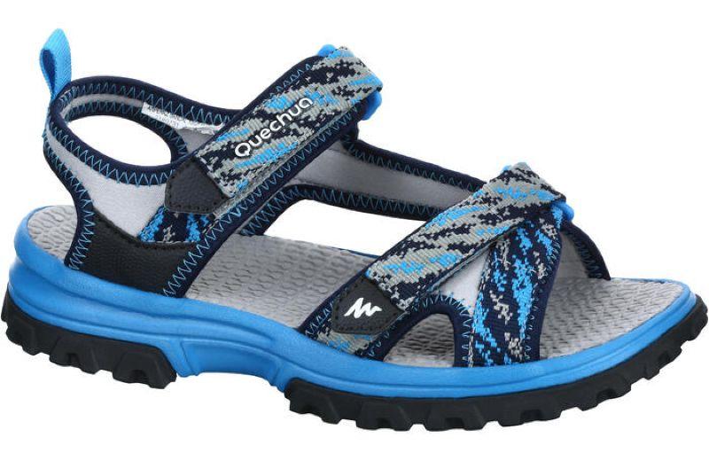 sandale arpenaz 100 jr junior blue pix