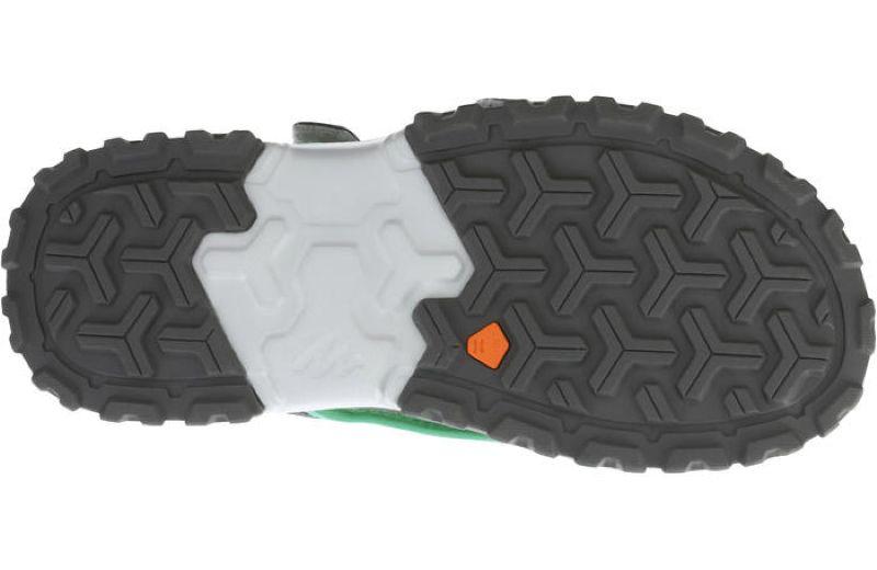 sandale arpenaz 100 jr junior limegreen