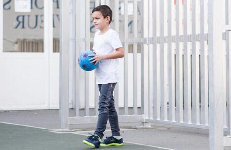 IMVISO Kids' Futsal Ginka 500 - Blue SS20