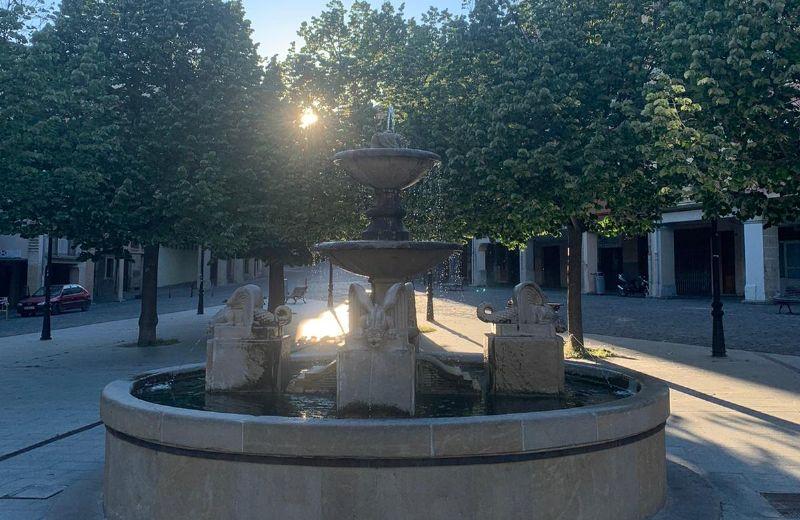 Plaza Santiago 2