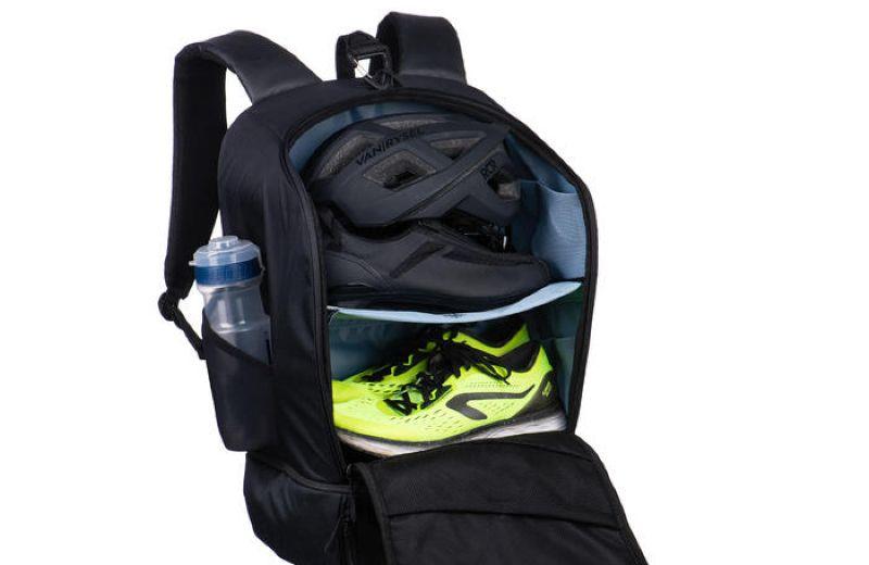 APTONIA TRANSITION BAG TRI BLACK/BLUE