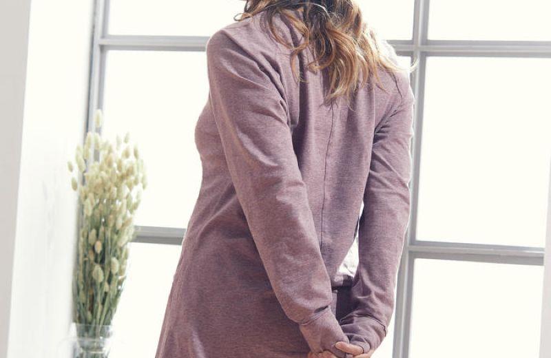 camiseta manga larga yoga