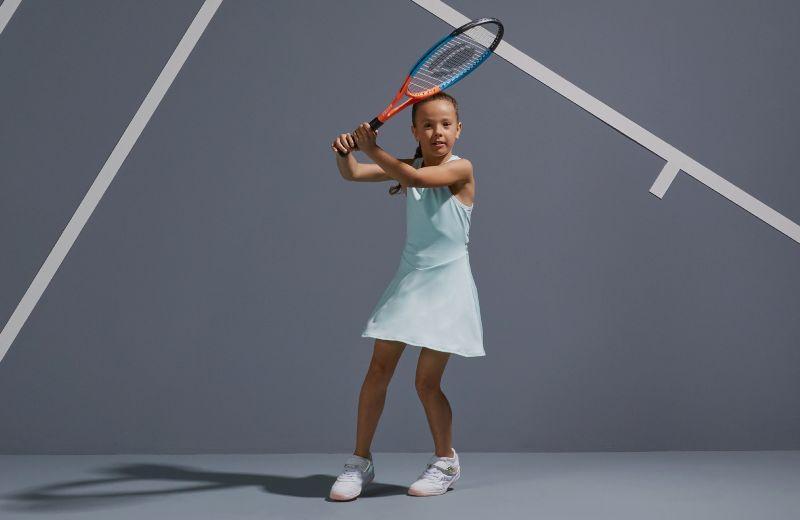 vestido tenis niña