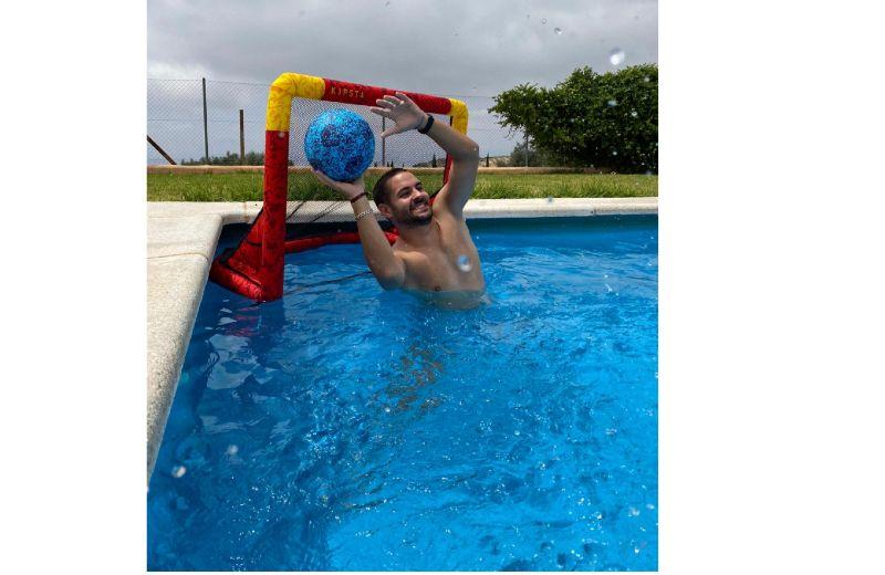 porteria piscina