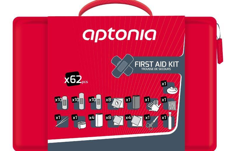 Botiqu+n+de+Primeros+Auxilios+para+Monta+a+Forclaz+62+Piezas