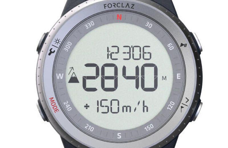 FORCLAZ MOUNTAIN WATCH MW TREK 900 SILVER AW21
