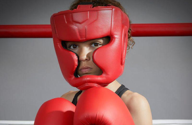 en guardia boxeo