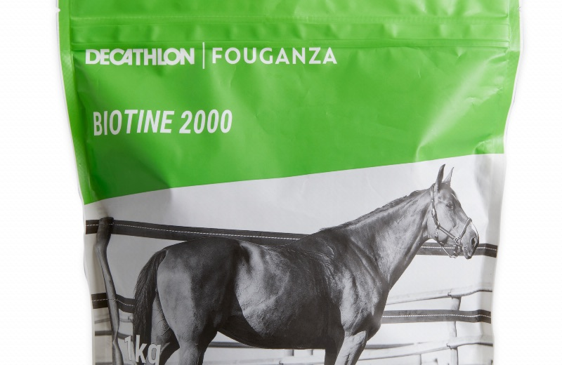 FOUGANZA BIOTINE - 1KG - 001 --- Expires on 22-02-2029