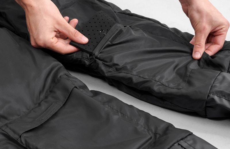Protección rodilla