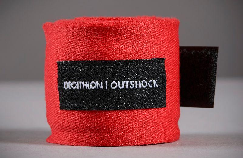 OUTSHOCK BANDES DE BOXE 100 2,5M PE20 AH20 PE21 AH21 - 002 --- Expires on 22-02-2029