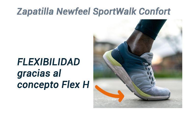 zapatillas-caminar-sportwalk confort- flexibilidad
