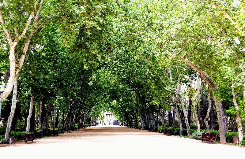 Parque urbano Abelardo Sánchez
