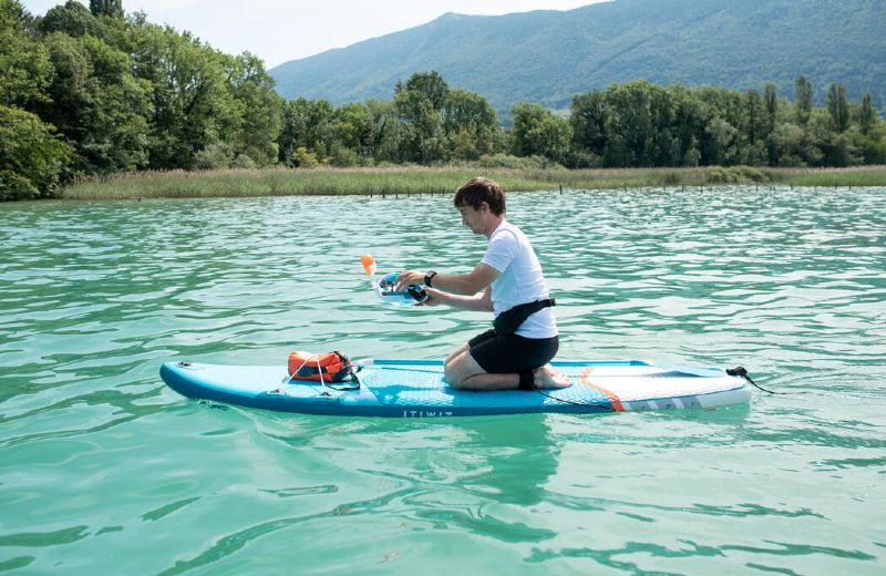 ITIWIT SUP INFLATABLE X100 11' BLUE SS21 SS22