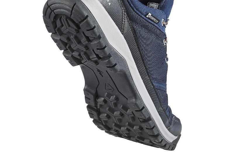 CHAUSSURES NH300 WP BLEU Homme 2018 - 008 --- Expires on 08-10-2022