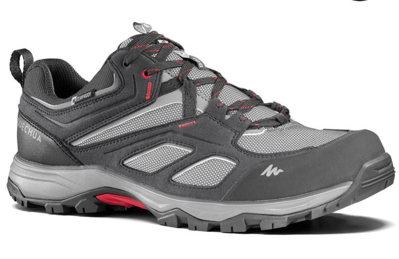 QUECHUA CH MH100 WTP H Gris - 000 --- Expires on 16-06-2028