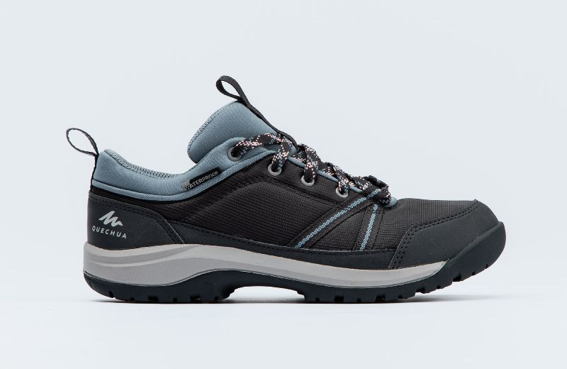 QUECHUA CHAUSSURE NH150 WP GRIS F - 000 --- Expires on 14-04-2030