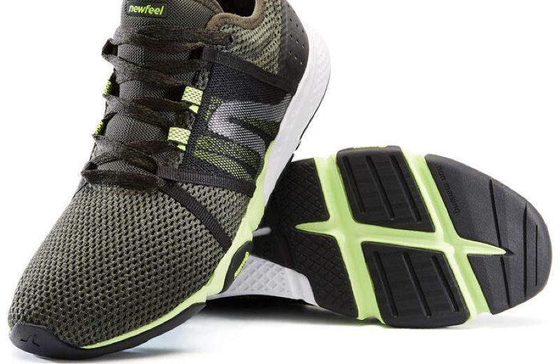 NEWFEEL PW 540 Confort kaki green