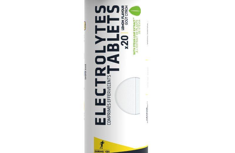 Electrolitos efervescentes