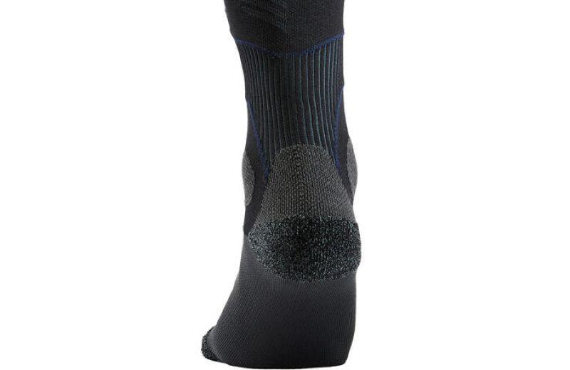 KALENJI 20 comp sock blackN07Ablue SS20
