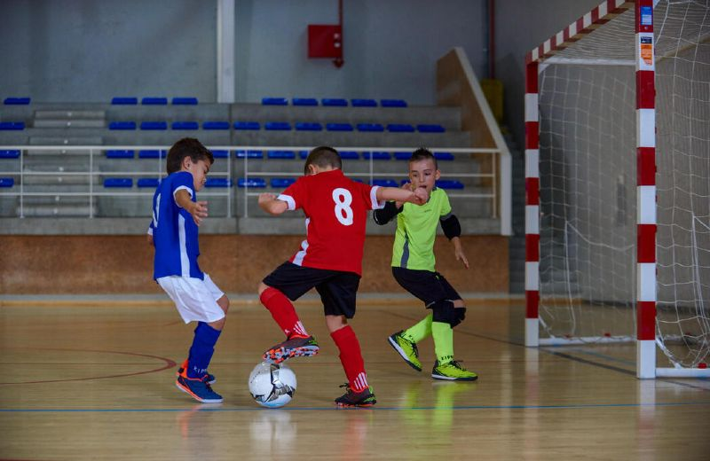 Futsal Indoor Jr SS19