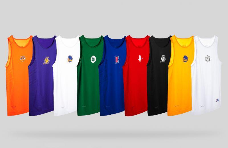 Camiseta interior NBA