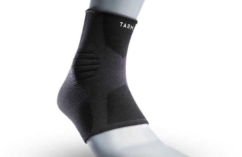 TARMAK Soft 500 Ankle Support - Black