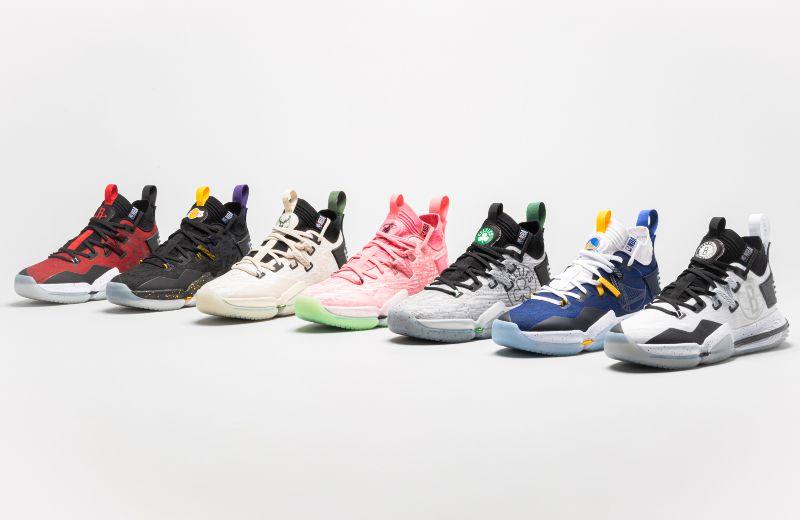 Zapatillas NBA adulto