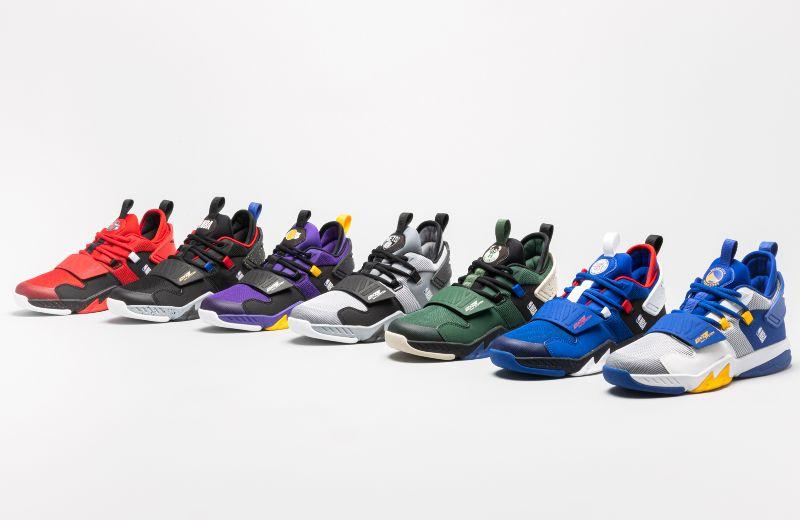 Zapatillas NBA niños