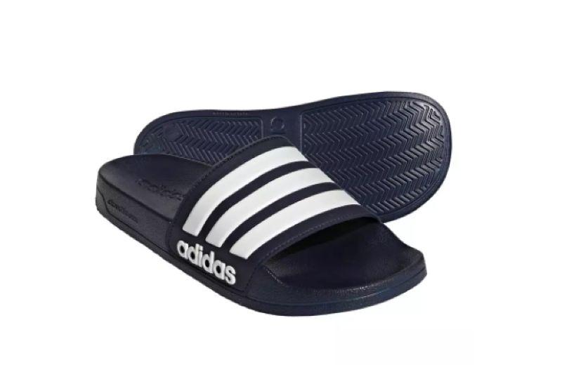 Chancla Adidas azul Hombre