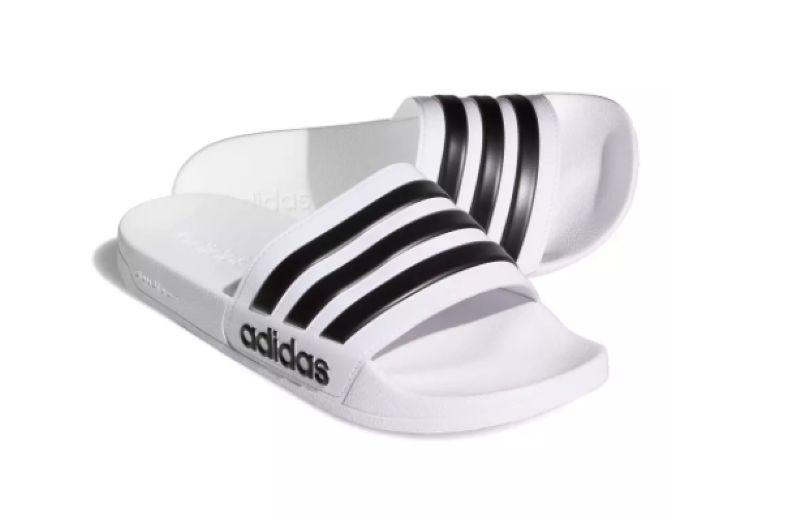 Chancla Adidas blanca Hombre